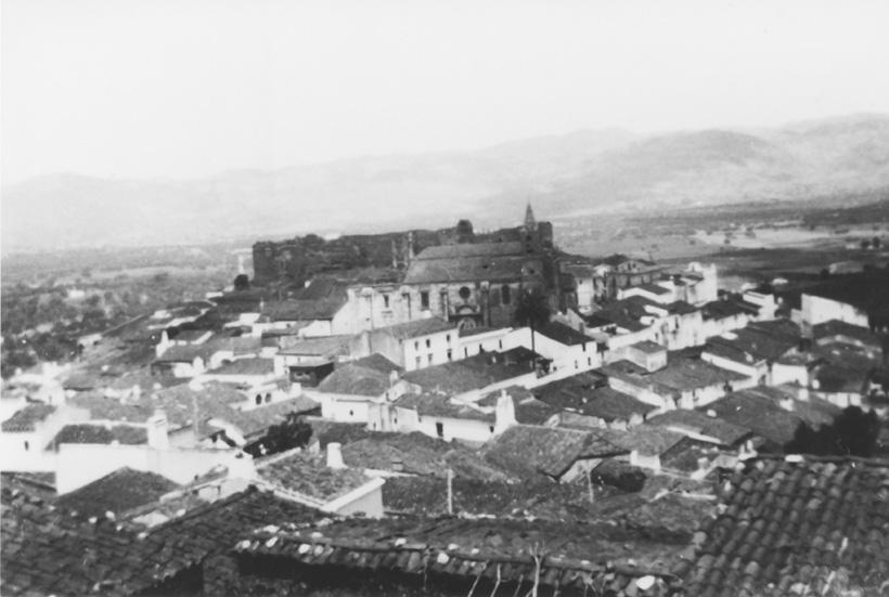 Aroche. 1920-1930